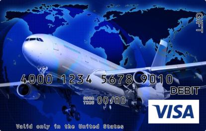 Global Traveler Visa Gift Card
