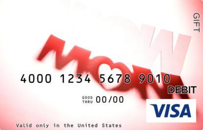 Mom Visa Gift Card