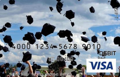 Graduating Class Visa Gift Card
