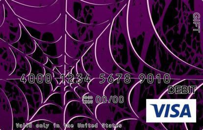 Cobweb Visa Gift Card