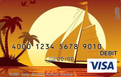 Caribbean Visa Gift Card