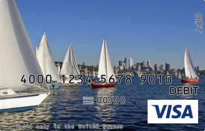 Harbor Visa Gift Card