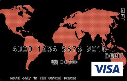 Globe Visa Gift Card