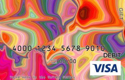 Hippy Visa Gift Card