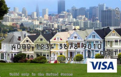 Neighborhood Visa Gift Card