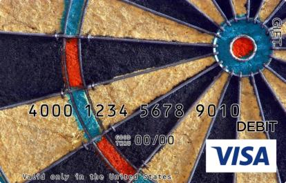 Darts Visa Gift Card