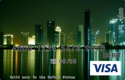 Dark City Visa Gift Card