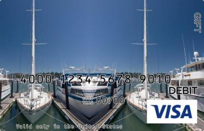 Dock Visa Gift Card