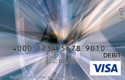 Vector Visa Gift Card