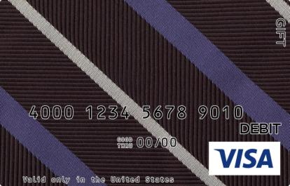 Stripes Visa Gift Card