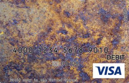 Granite Visa Gift Card