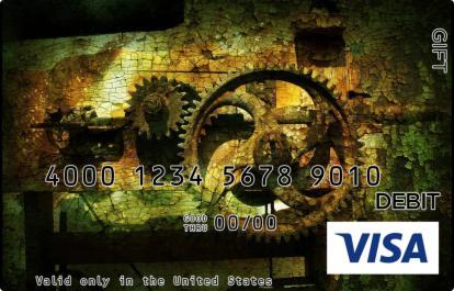 Gears Visa Gift Card