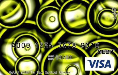 Green Circles Visa Gift Card