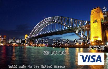 Bridge in the Night Visa Gift Card