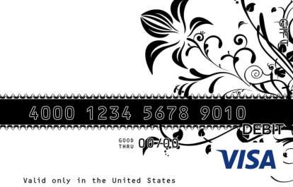 Vine Visa Gift Card
