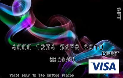 Wisp Visa Gift Card