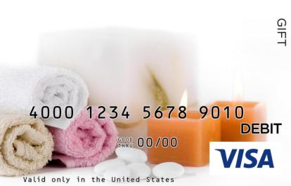 Bath Visa Gift Card
