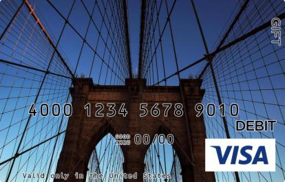 Bridge Support Visa Gift Card
