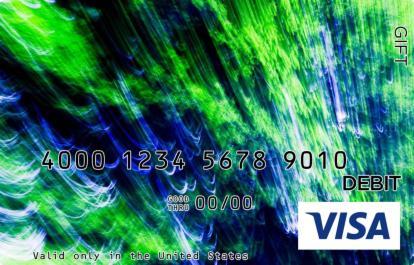Aurora Visa Gift Card
