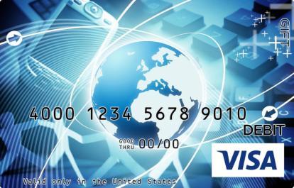 Digital Global Visa Gift Card