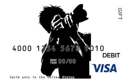 Paparazzi Visa Gift Card