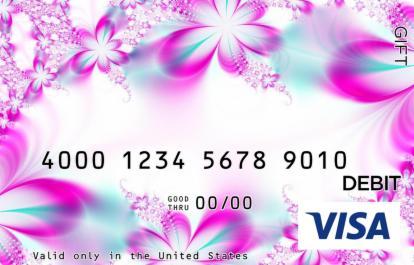 Translucence Visa Gift Card