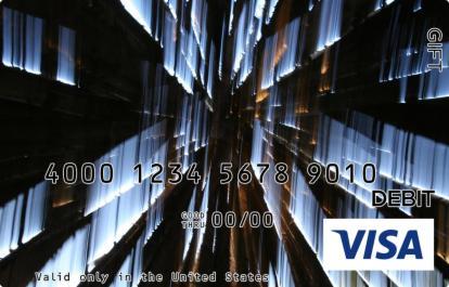 Night Lights Visa Gift Card