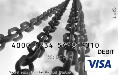 Chains Visa Gift Card