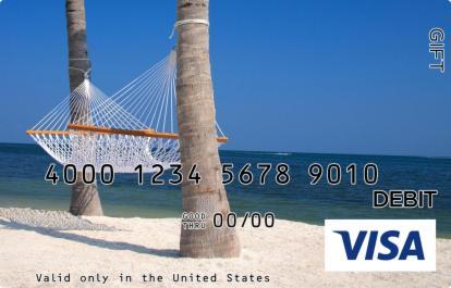 Hammock Visa Gift Card