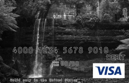 Small Waterfall Visa Gift Card