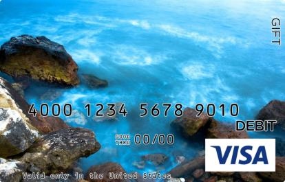 Breakers Visa Gift Card