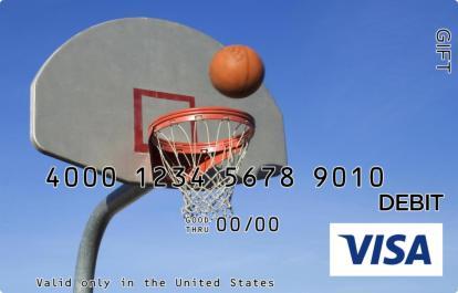 Hoop Visa Gift Card