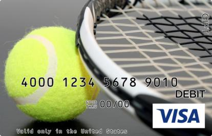Tennis Visa Gift Card