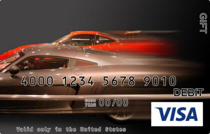 Fast and Furious Visa Gift Card