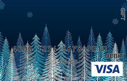 Blue Pines Visa Gift Card