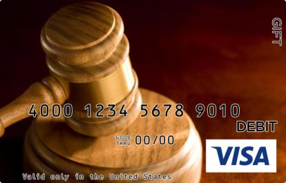 Gavel Visa Gift Card
