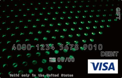 Green Dot Envy Visa Gift Card