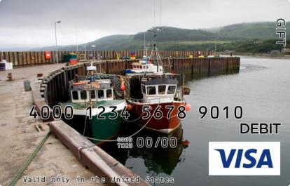 Red Boat Visa Gift Card