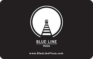 Blue Line Pizza eGift