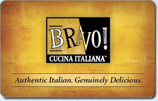 Bravo Cucina Italiana eGift Card