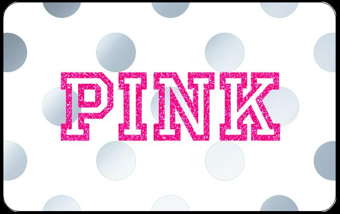 Victoria's Secret PINK eGift