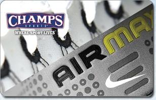 Champs Sports eGift Cards