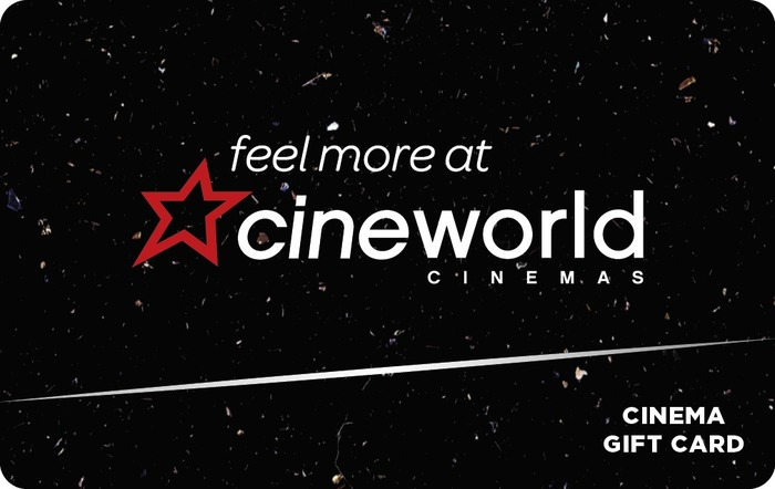 Cineworld eGift