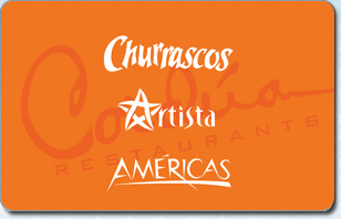 Churrascos-Cordua Restaurants eGift Card