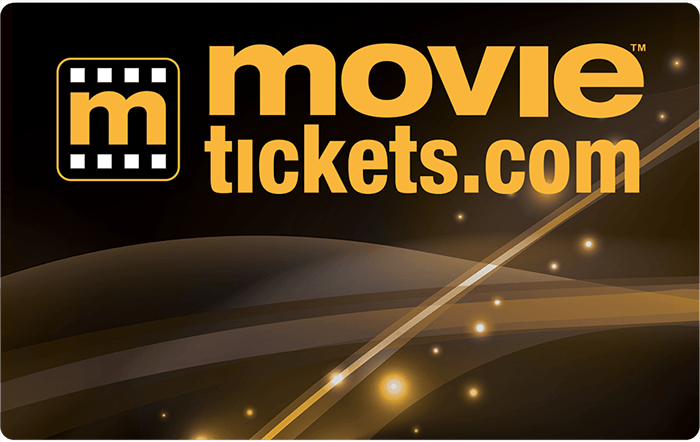 MovieTickets.com Gift Card