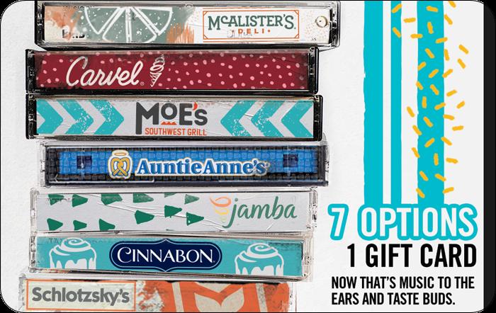 Focus Brands Gift Card