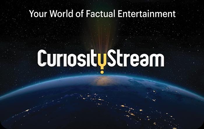 CuriosityStream eGift Card