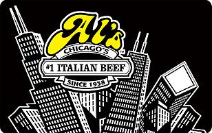 Al's Beef eGift Cards