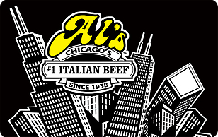 Al's Beef eGift Cards