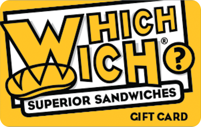 Which Wich $25 Gift Card